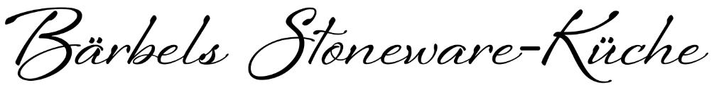 Logo Bärbels Stoneware-Küche ☆ Pampered Chef® Bärbel Lehrke Deutschland