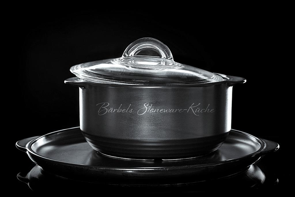 Töpfe und Grillsteine Stoneware von Pampered Chef®