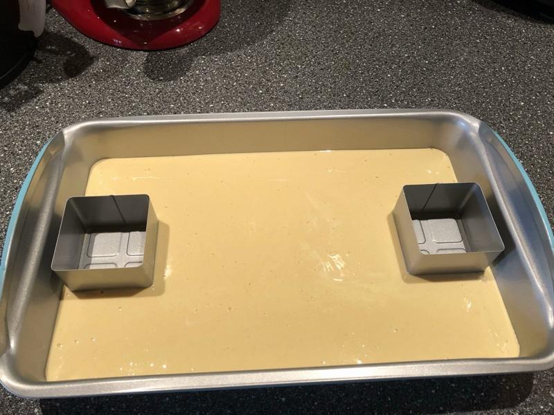 Backform für Kuchen mit Buchstaben und Nummern Pampered Chef Deutschland