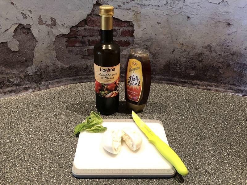 Mozarella für Burrata Rezept neu Bärbel Lehrke Stoneware