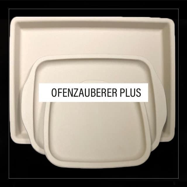 Ofenzauberer plus pampered chef stoneware