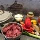 Vorbereitungen Rezept Chilitopf von Bärbel Lehrke Oldenburg